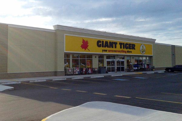 Sarnia Giant Tiger