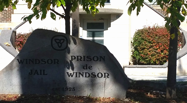 Windsor Jail